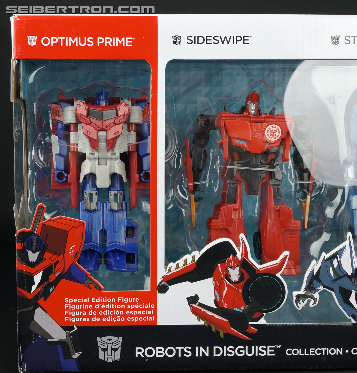 Transformers: Robots In Disguise Optimus Prime (Image #2 of 81)