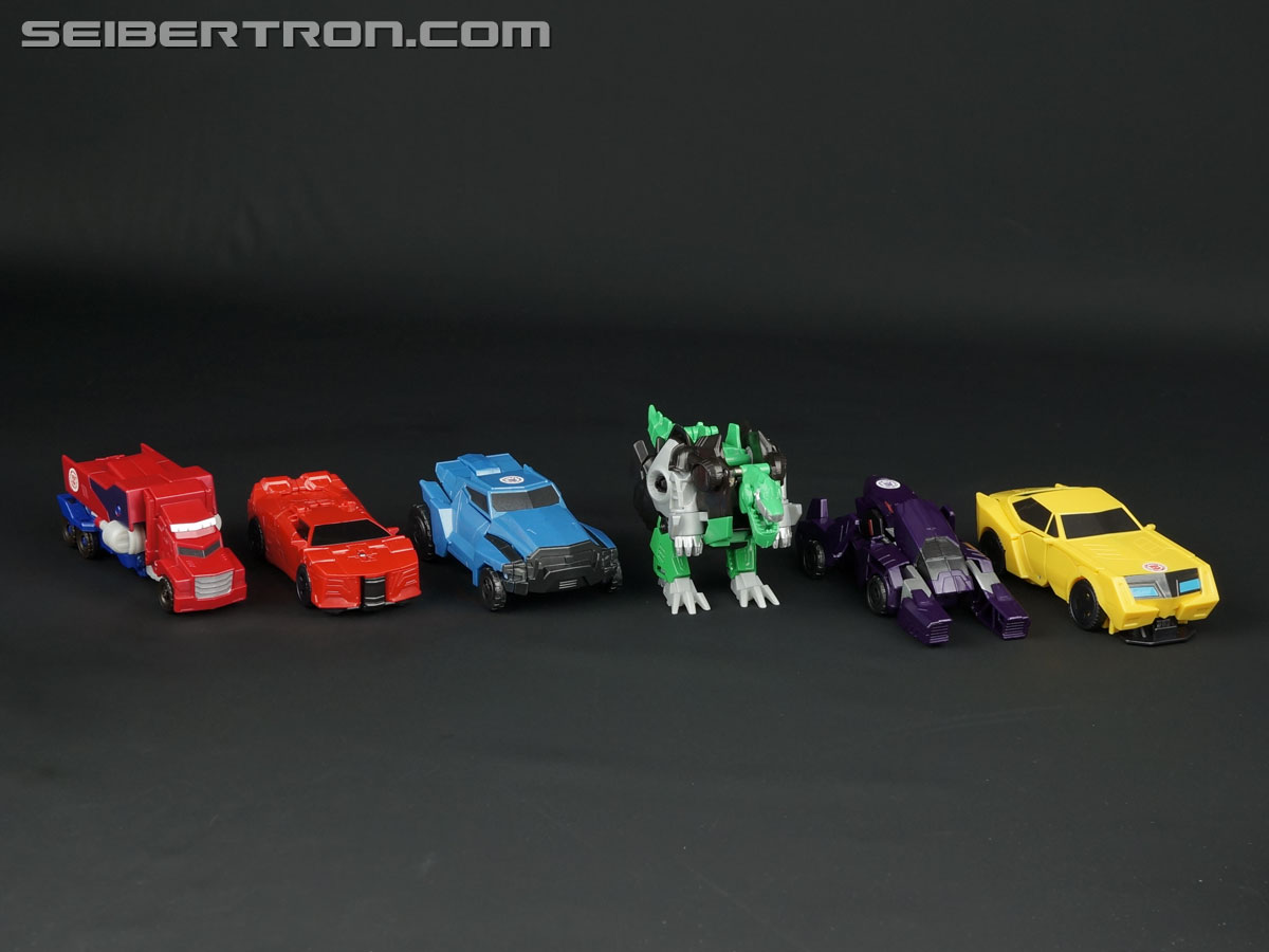 Transformers: Robots In Disguise Optimus Prime (Image #30 of 81)