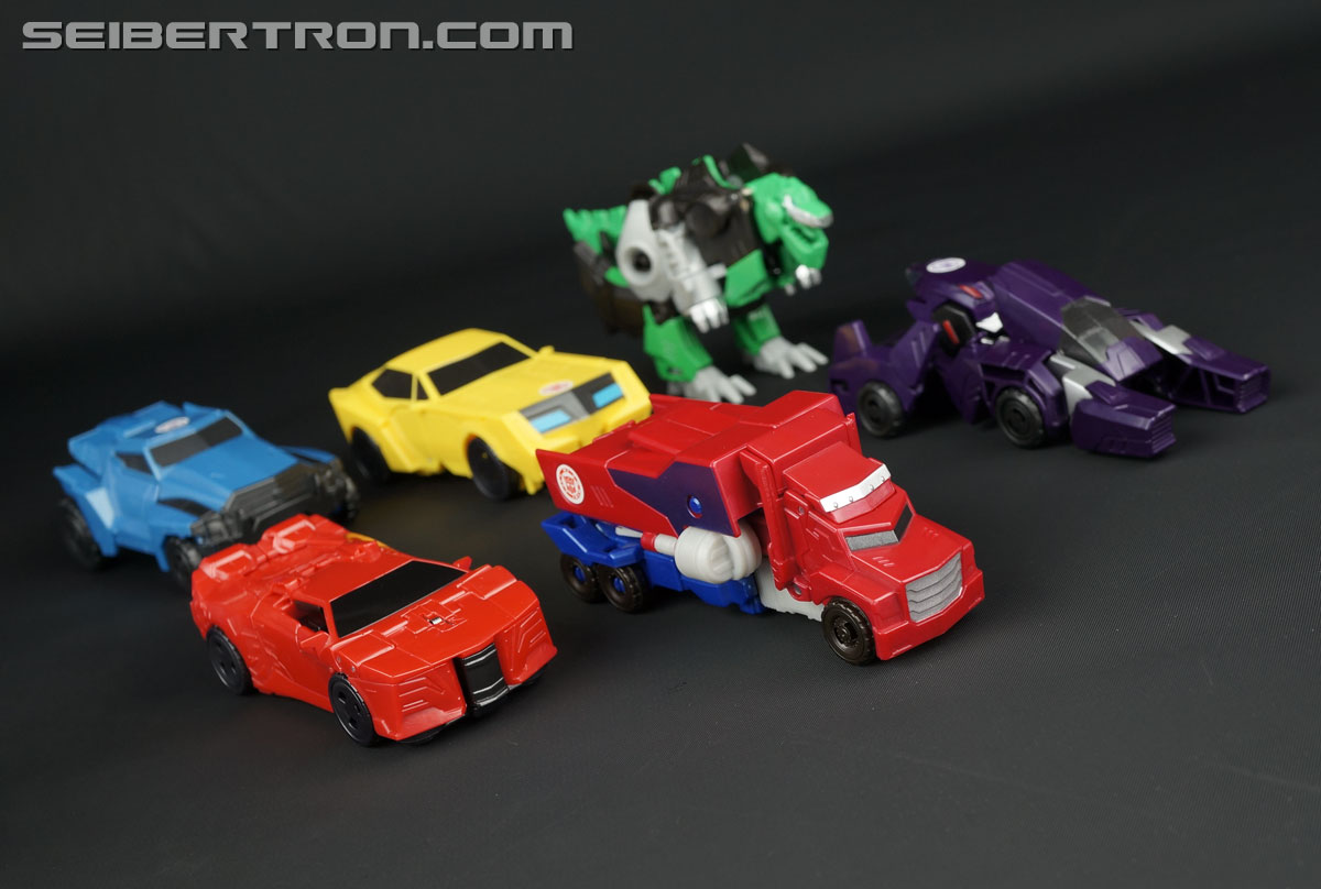 Transformers: Robots In Disguise Optimus Prime (Image #31 of 81)