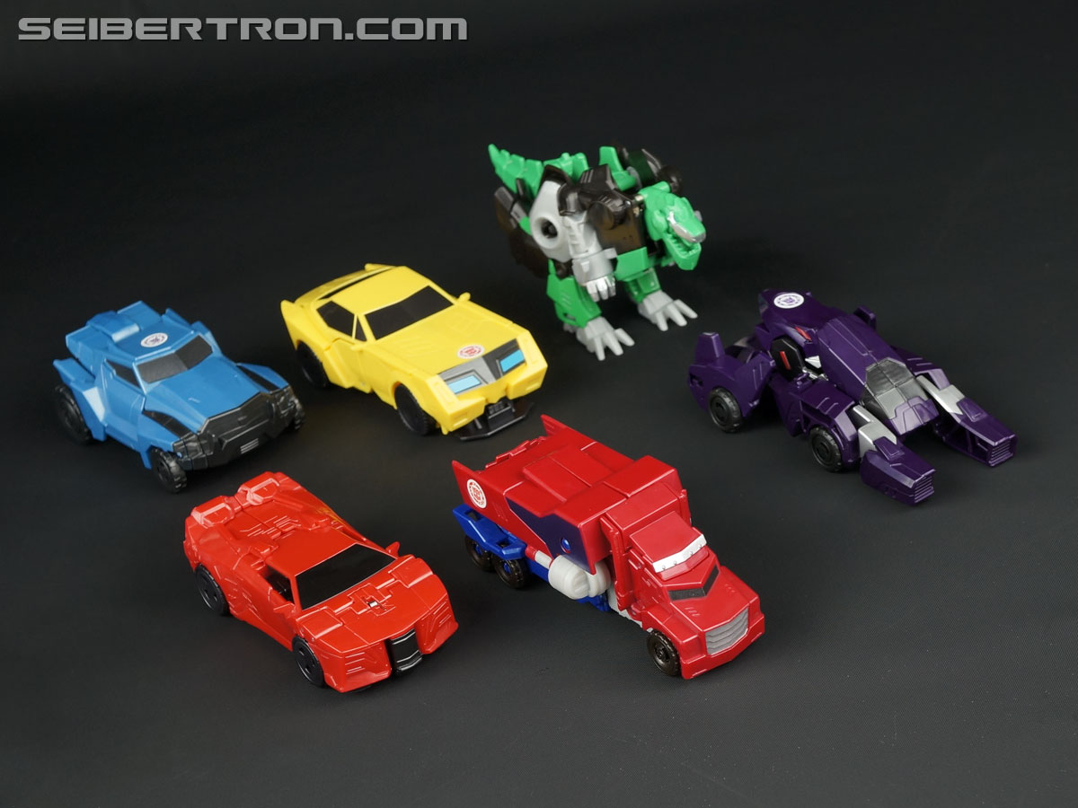Transformers: Robots In Disguise Optimus Prime (Image #32 of 81)