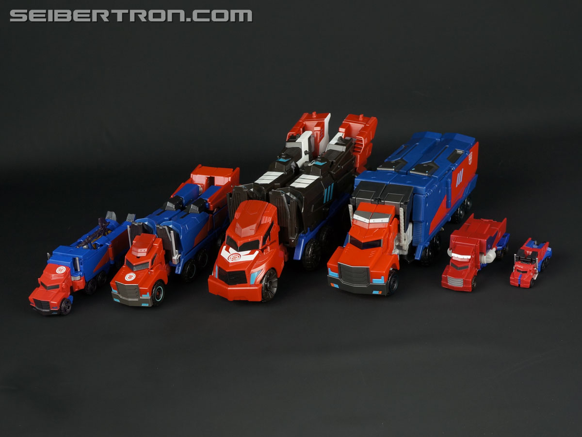 Transformers: Robots In Disguise Optimus Prime (Image #34 of 81)