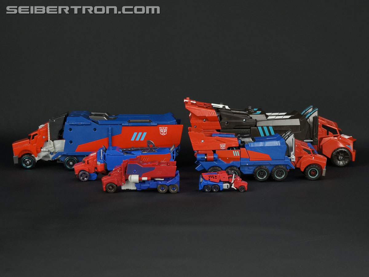 Transformers: Robots In Disguise Optimus Prime (Image #35 of 81)