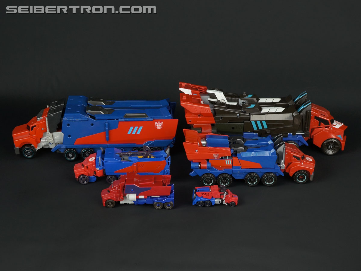 Transformers: Robots In Disguise Optimus Prime (Image #36 of 81)