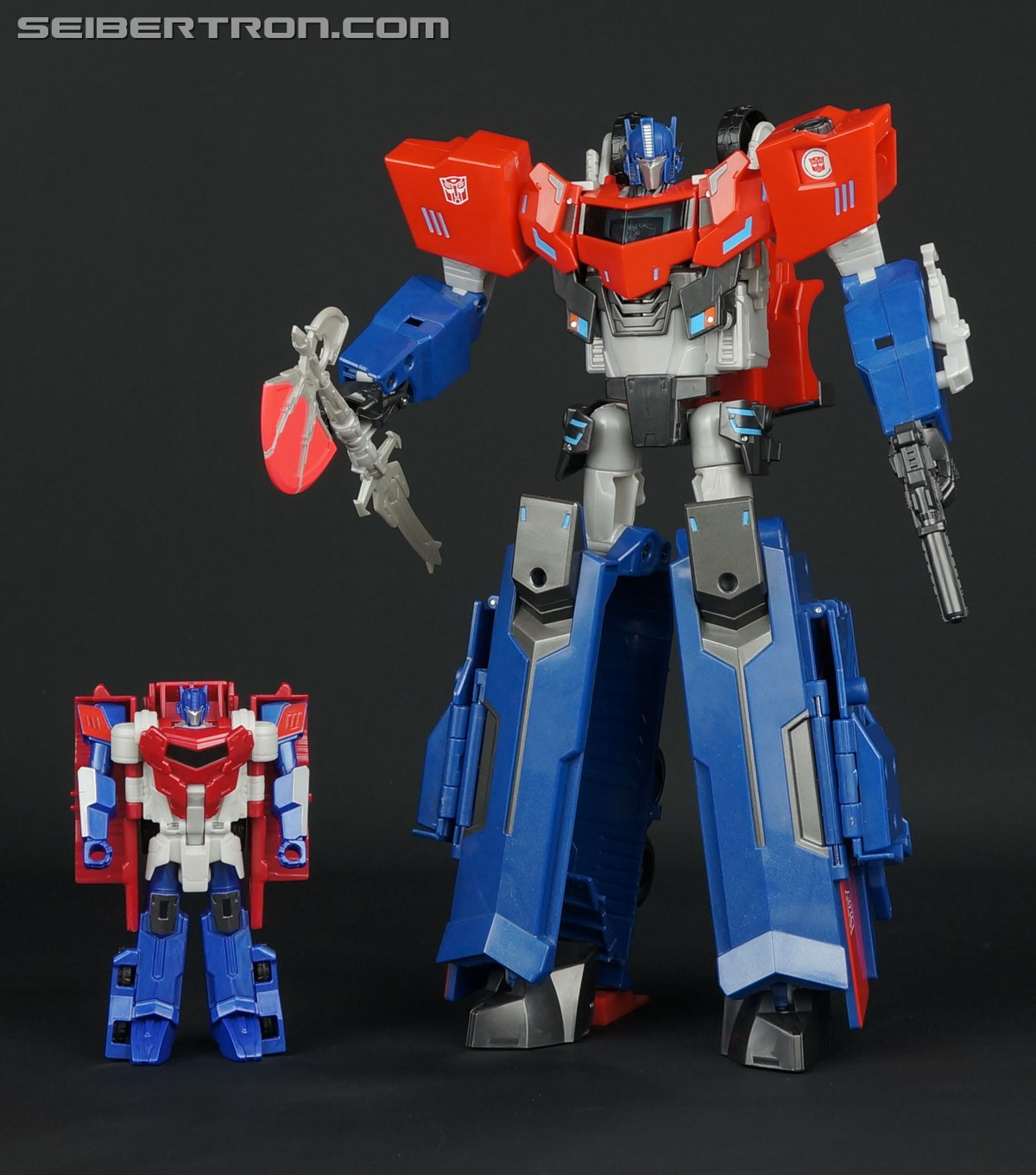 Transformers: Robots In Disguise Optimus Prime (Image #81 of 81)