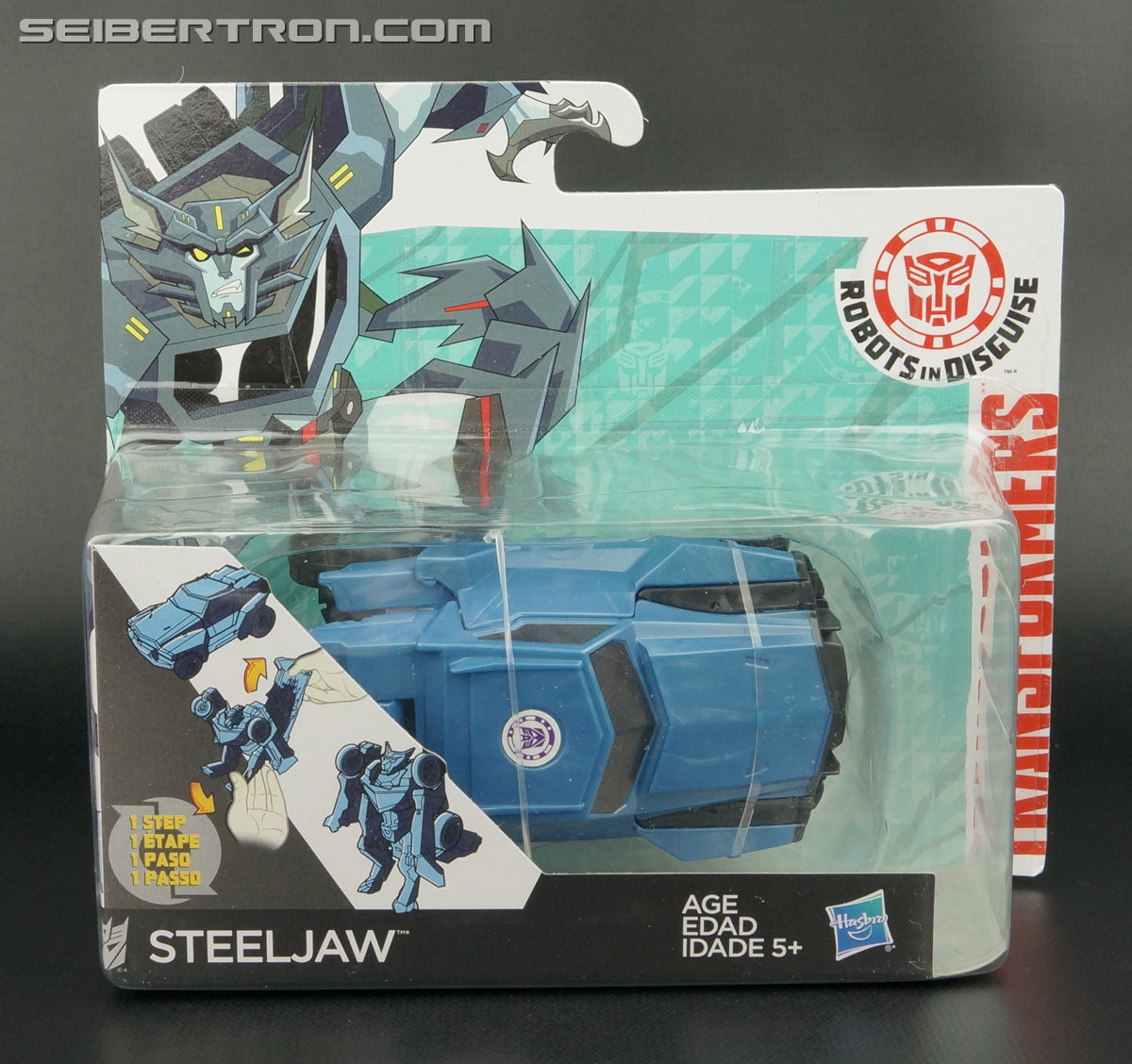 Transformers: Robots In Disguise Steeljaw (Image #1 of 86)