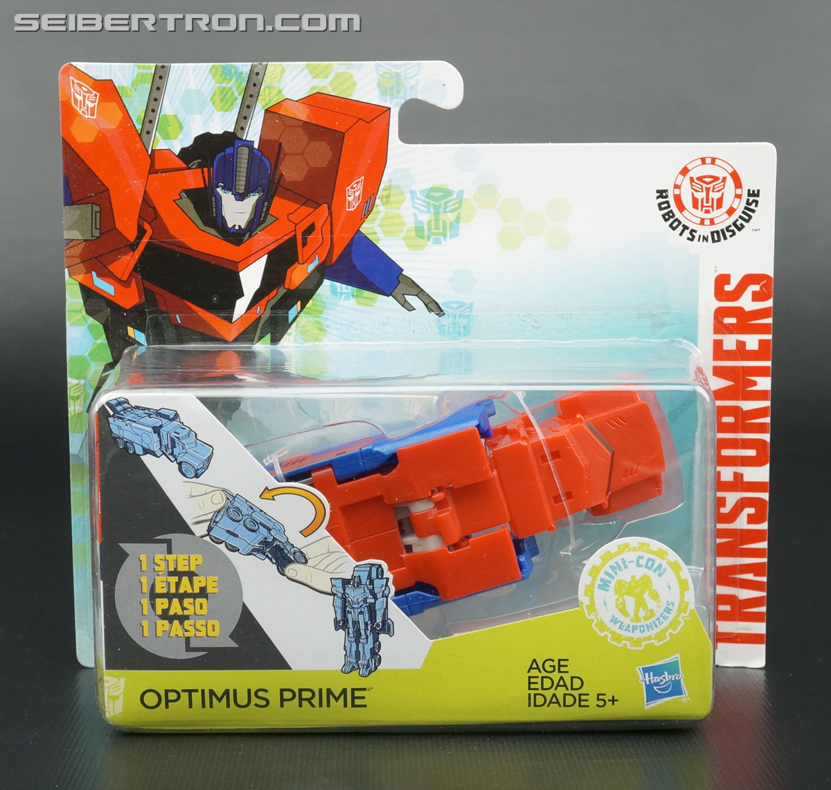 Transformers: Robots In Disguise Optimus Prime (Image #1 of 76)