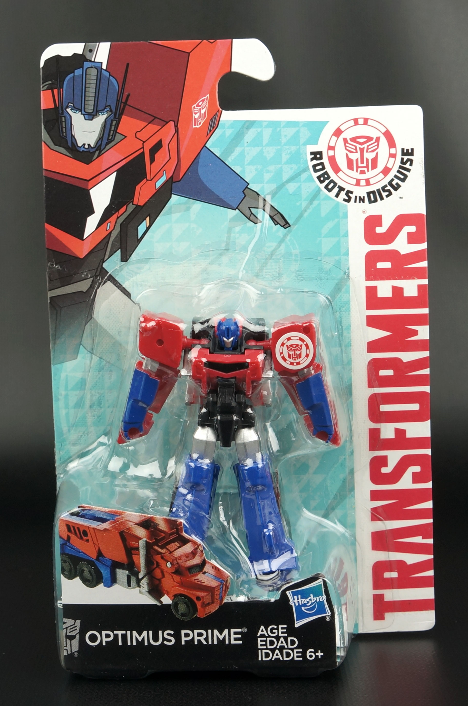 Transformers: Robots In Disguise Optimus Prime (Image #1 of 67)