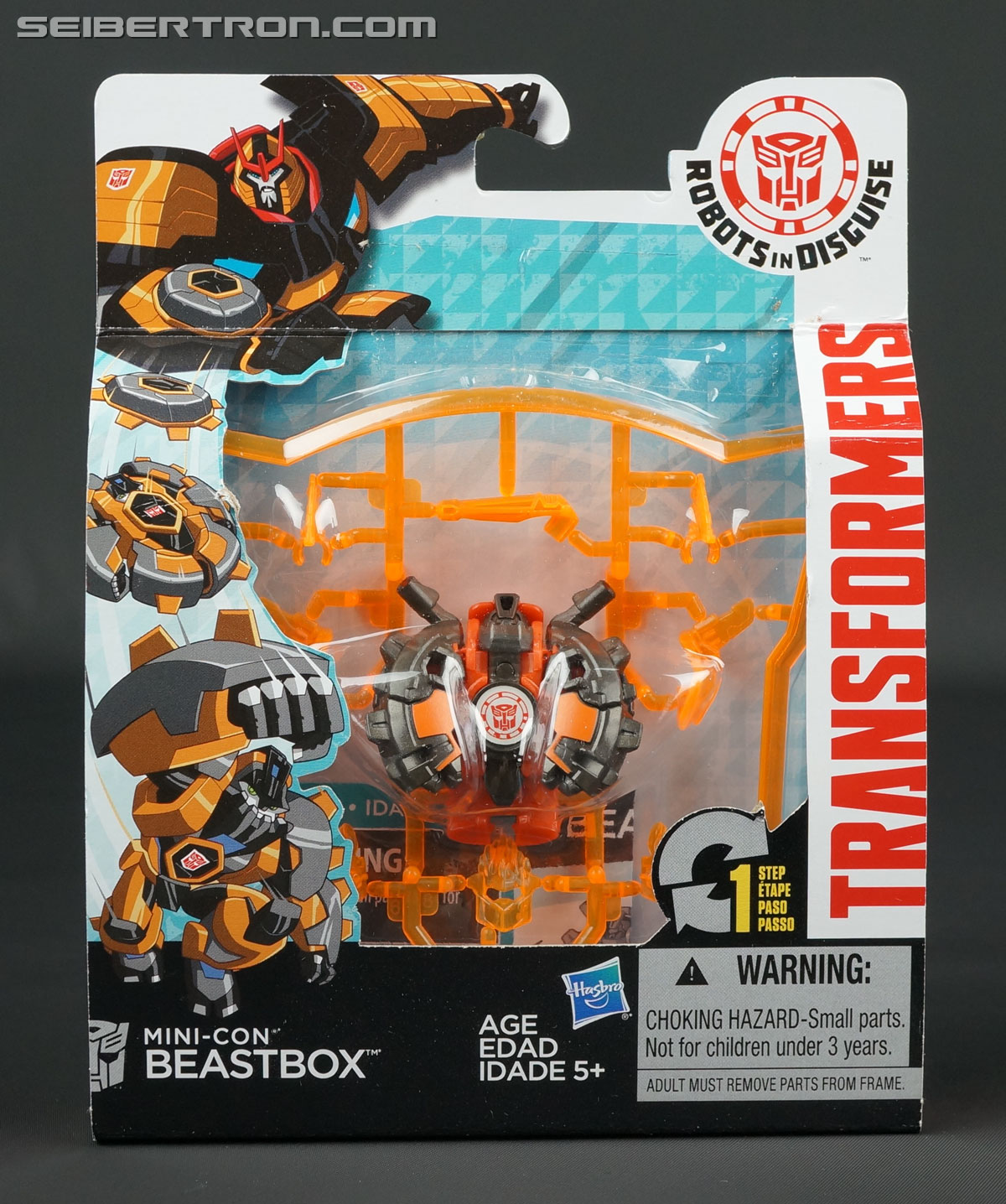 Transformers: Robots In Disguise Beastbox (Image #1 of 106)
