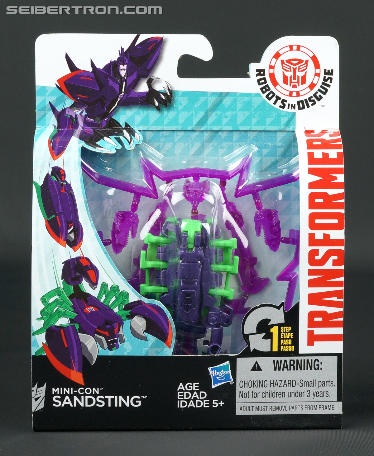 Transformers: Robots In Disguise Sandsting (Image #1 of 92)