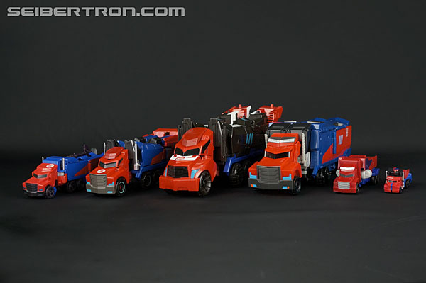 Transformers: Robots In Disguise Optimus Prime (Image #33 of 81)