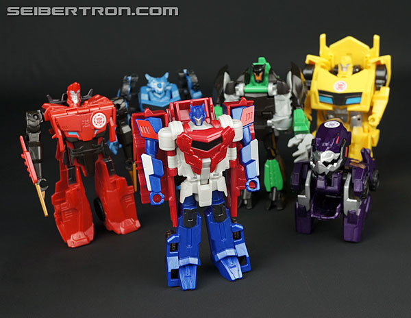 Transformers: Robots In Disguise Optimus Prime (Image #76 of 81)