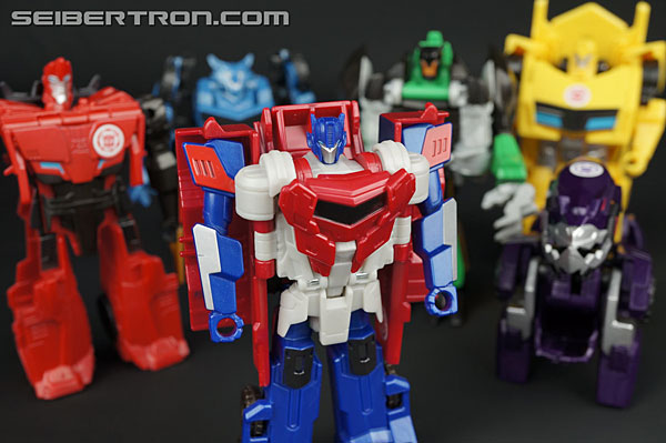 Transformers: Robots In Disguise Optimus Prime (Image #77 of 81)