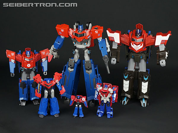 Transformers: Robots In Disguise Optimus Prime (Image #80 of 81)