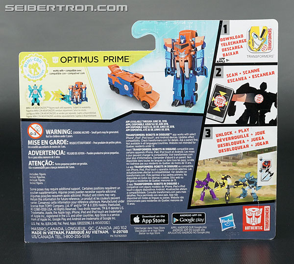 Transformers: Robots In Disguise Optimus Prime (Image #6 of 76)