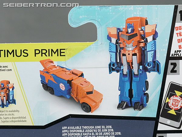 Transformers: Robots In Disguise Optimus Prime (Image #7 of 76)