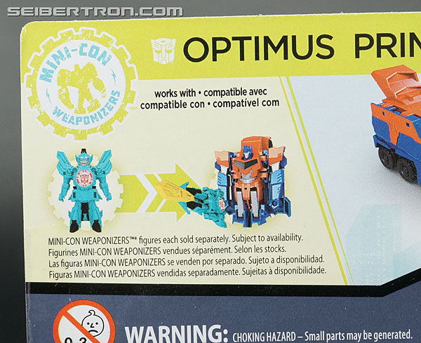 Transformers: Robots In Disguise Optimus Prime (Image #8 of 76)