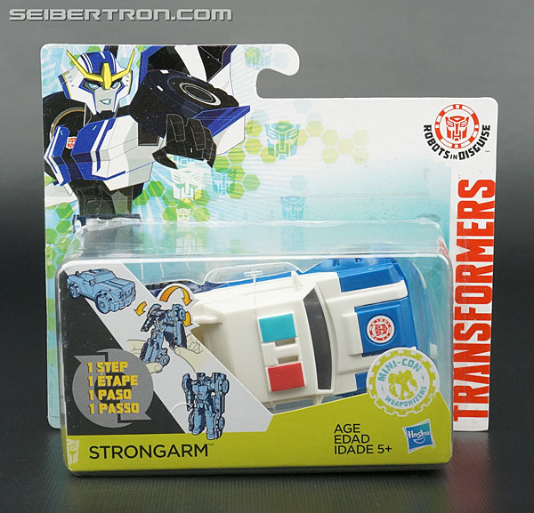 Transformers: Robots In Disguise Strongarm (Image #1 of 81)