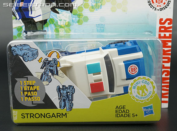 Transformers: Robots In Disguise Strongarm (Image #3 of 81)