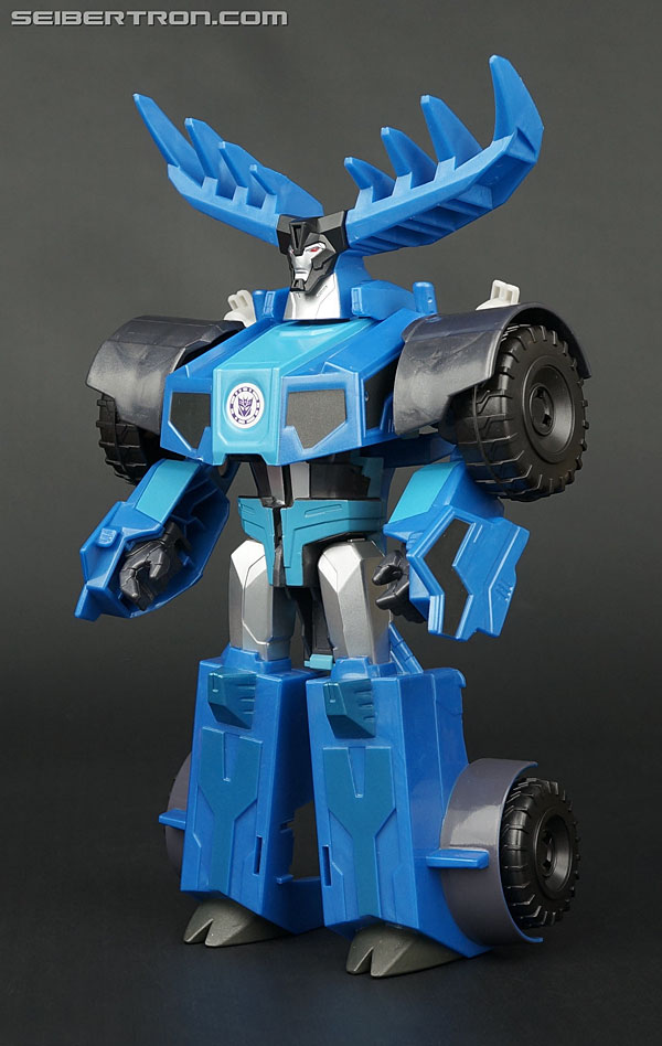 Transformers News: New Galleries: RID 3-Step Blizzard Strike Drift, Thunderhoof, Night Ops Bumblebee, and TED-12 Thunde