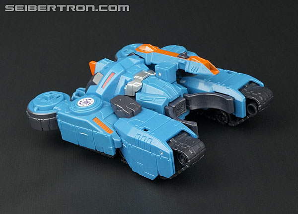 Transformers News: New Galleries: Robots In Disguise Deployer Overload with Mini-Con Backtrack
