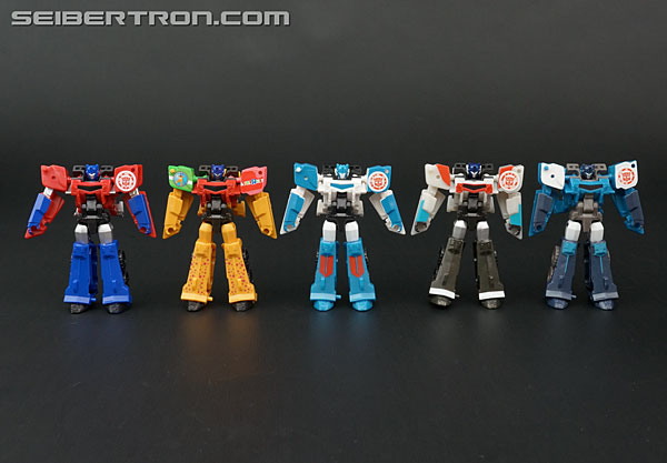Transformers Optimus Prime Robots in Disguise Légion