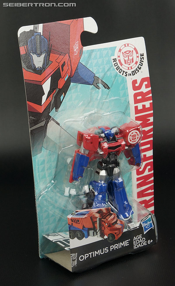 Transformers: Robots In Disguise Optimus Prime (Image #4 of 67)