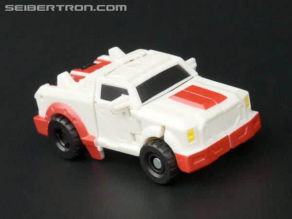Transformers News: New Galleries: Robots In Disguise Legion Class Ratchet and Blizzard Strike Optimus Prime