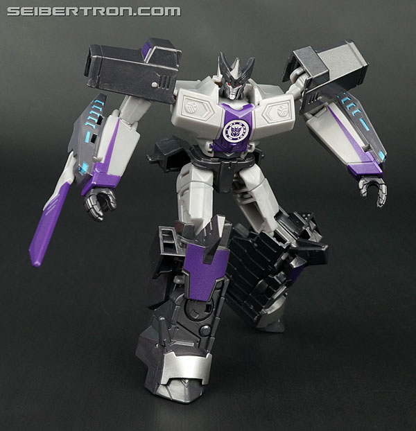 Transformers News: New Galleries: Robots In Disguise Warrior Class Megatronus and Fracture