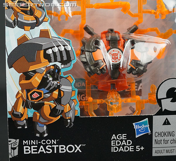 Transformers: Robots In Disguise Beastbox (Image #3 of 106)