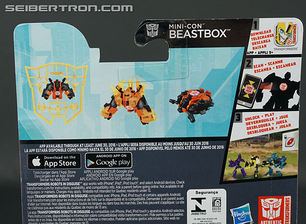 Transformers: Robots In Disguise Beastbox (Image #8 of 106)
