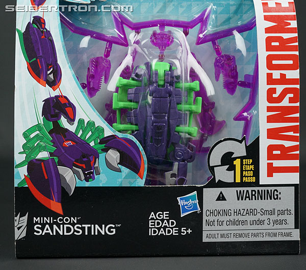 Transformers: Robots In Disguise Sandsting (Image #2 of 92)