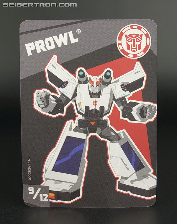 Transformers Robots in Disguise Prowl right launcher C9