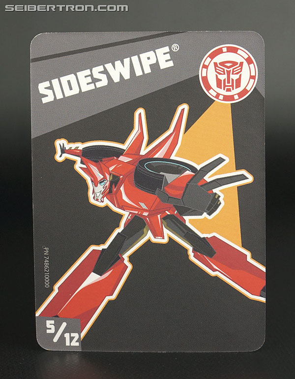 Transformers: Robots In Disguise Sideswipe (Image #2 of 29)