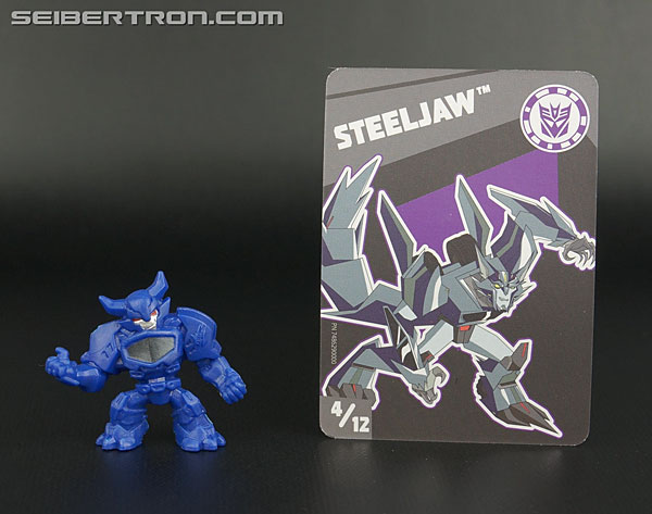 Transformers News: New Galleries: Robots In Disguise Tiny Titans