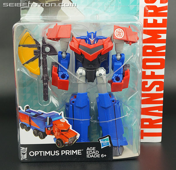 Transformers: Robots In Disguise Optimus Prime (Image #2 of 121)