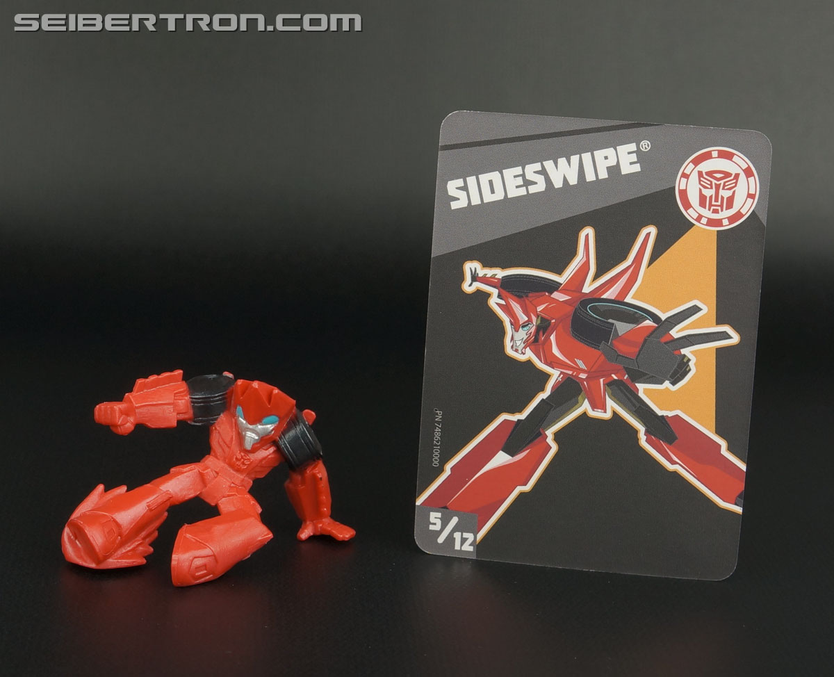 Transformers: Robots In Disguise Sideswipe (Image #1 of 29)