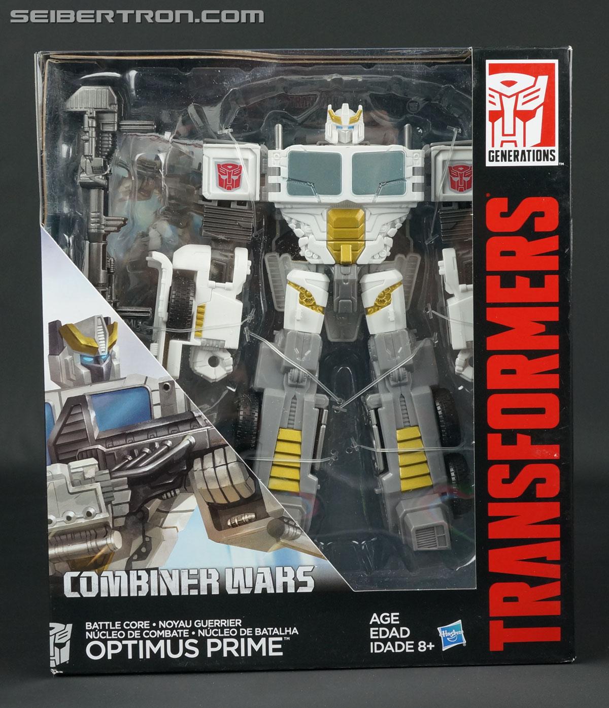 Transformers Generations Combiner Wars Battle Core Optimus Prime (Image #1 of 121)
