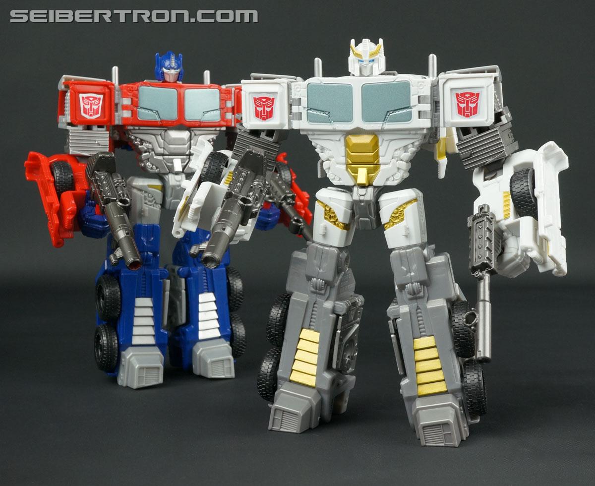 Transformers Generations Combiner Wars Battle Core Optimus Prime (Image #106 of 121)