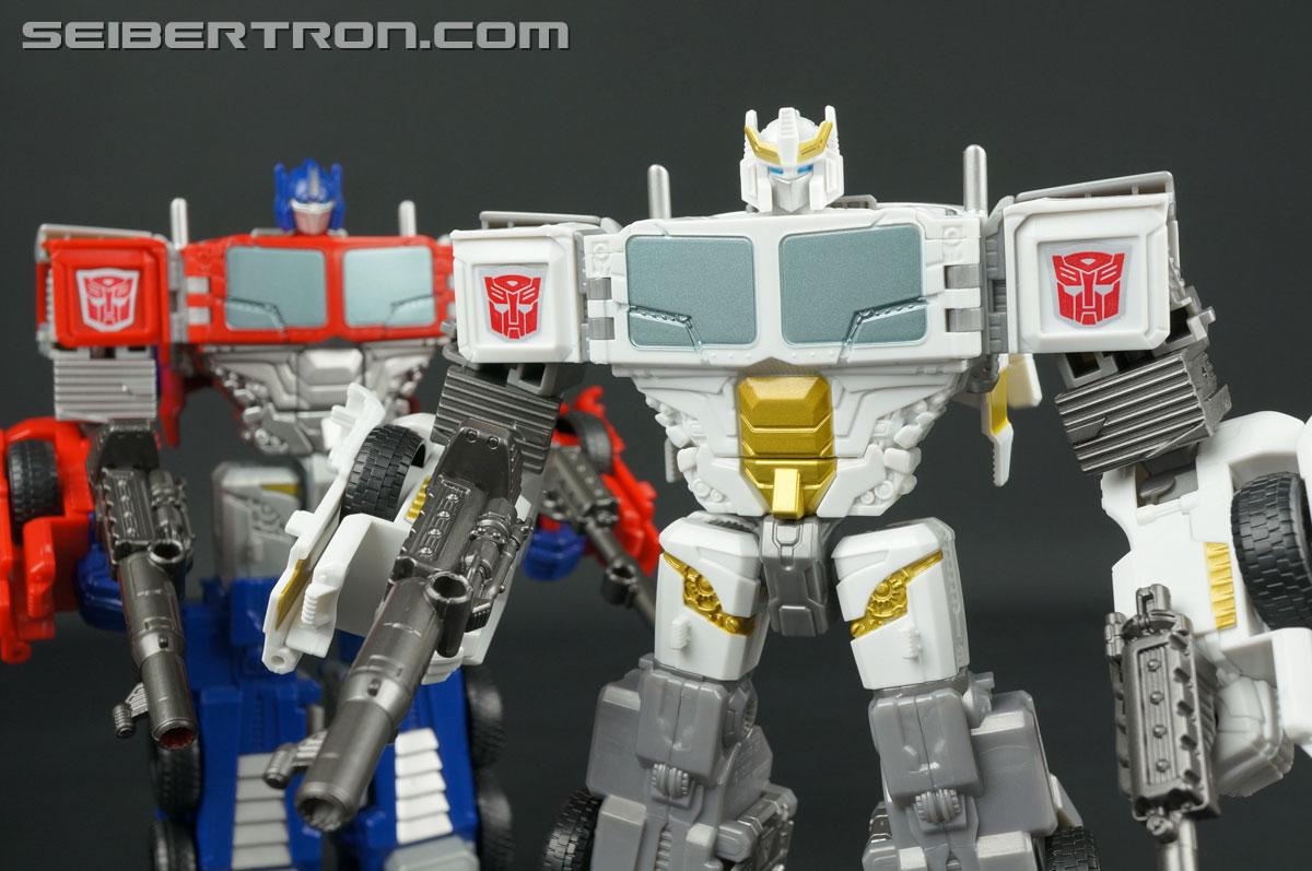 Transformers Generations Combiner Wars Battle Core Optimus Prime (Image #107 of 121)
