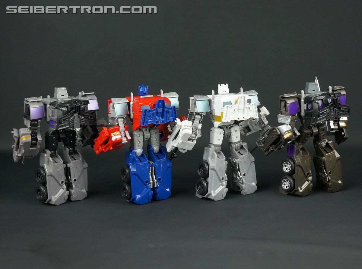 Transformers Generations Combiner Wars Battle Core Optimus Prime (Image #112 of 121)