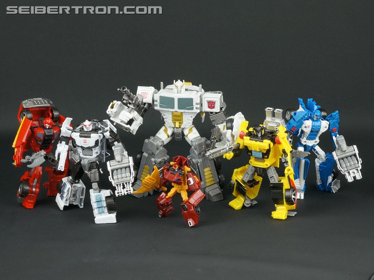 Transformers Generations Combiner Wars Battle Core Optimus Prime (Image #117 of 121)