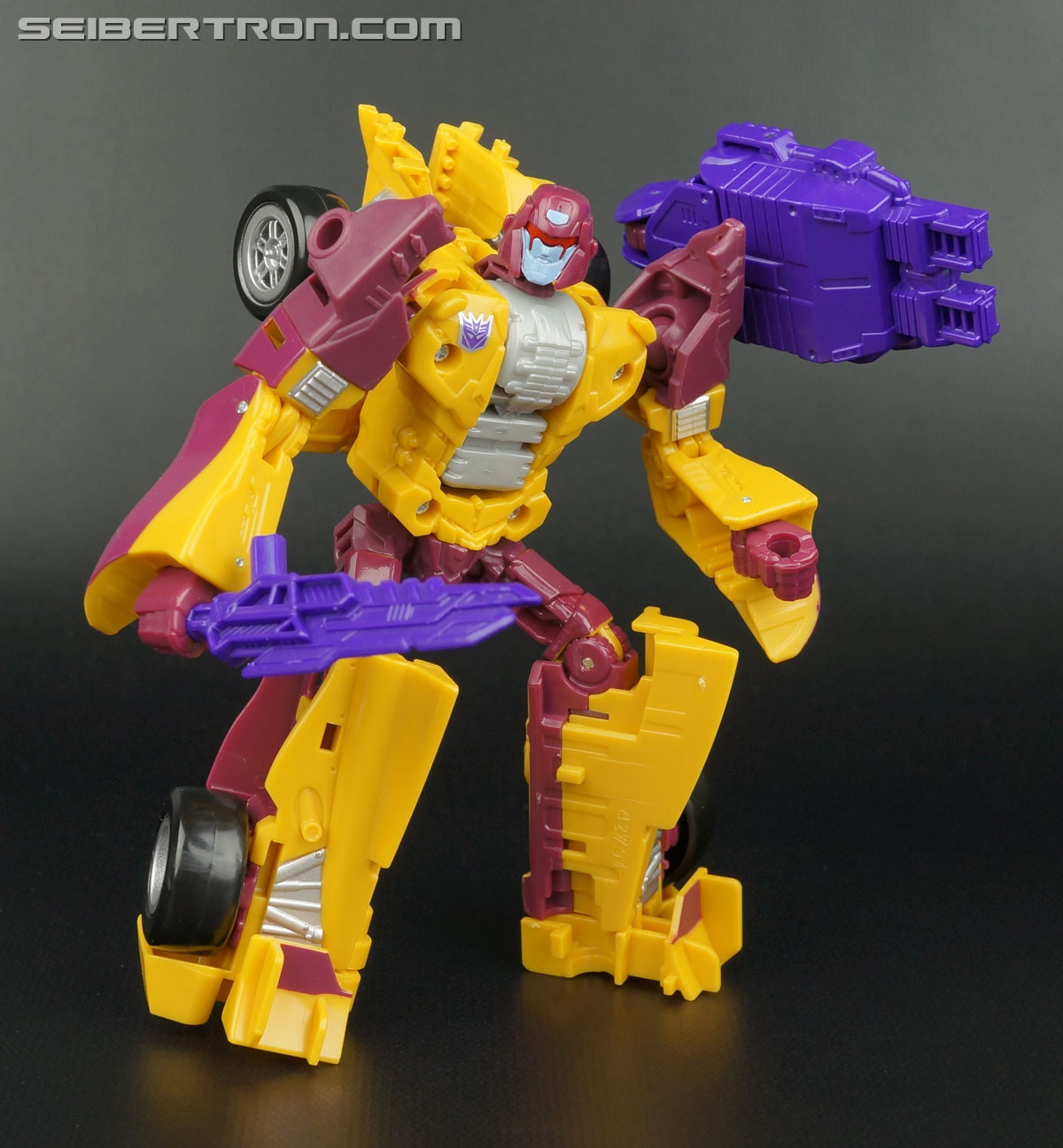 Transformers Generations Combiner Wars Dragstrip (Drag Strip) (Image #89 of 128)
