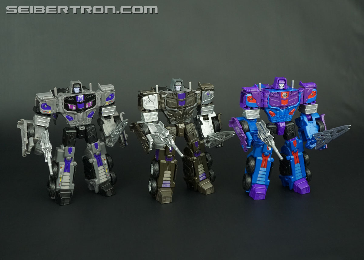 Transformers Generations Combiner Wars Motormaster Toy Gallery