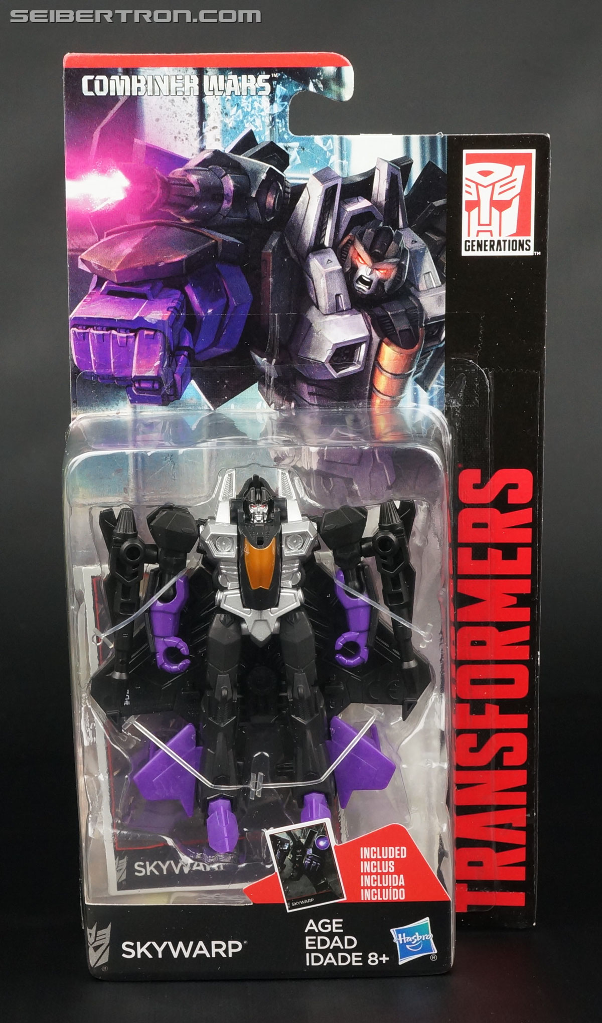 Transformers Generations Combiner Wars Skywarp (Image #1 of 105)