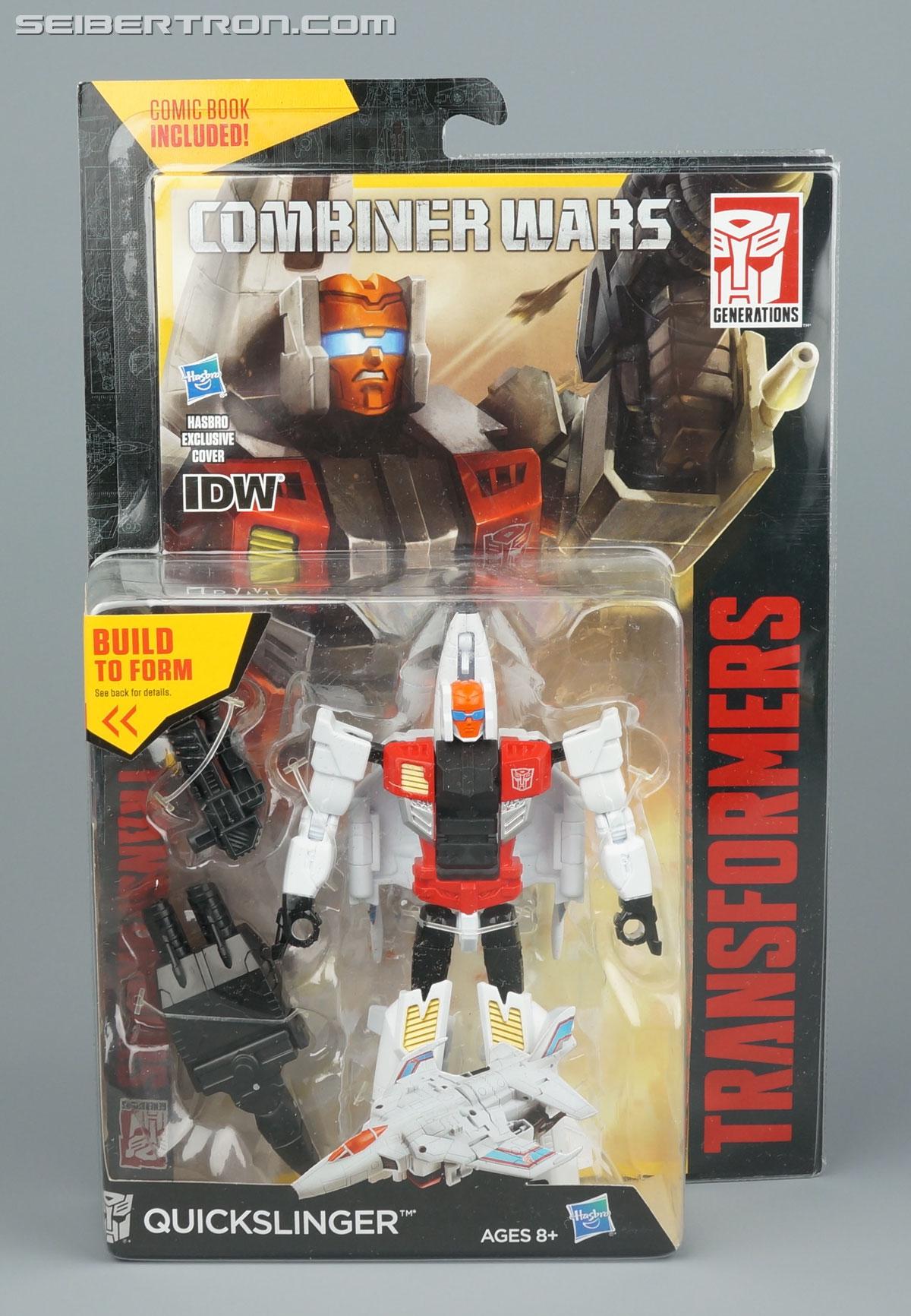 Transformers Generations Combiner Wars Quickslinger (Slingshot) (Image #1 of 217)