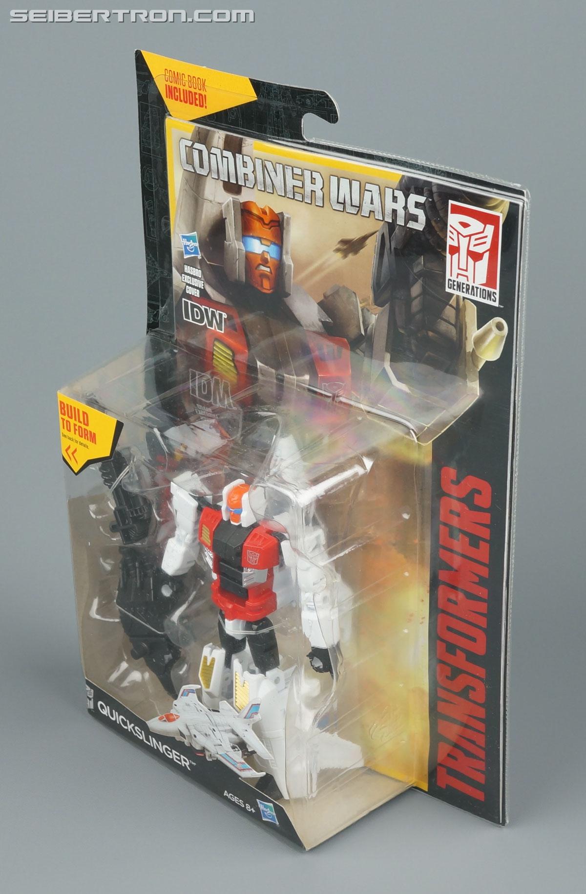 Transformers Generations Combiner Wars Quickslinger (Slingshot) (Image #14 of 217)