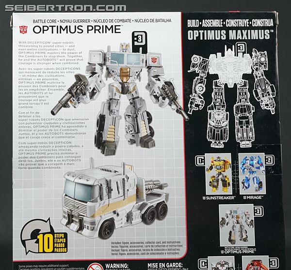Transformers Generations Combiner Wars Battle Core Optimus Prime (Image #9 of 121)