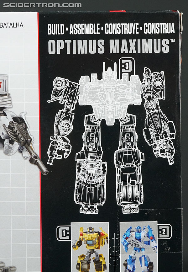 Transformers Generations Combiner Wars Battle Core Optimus Prime (Image #11 of 121)