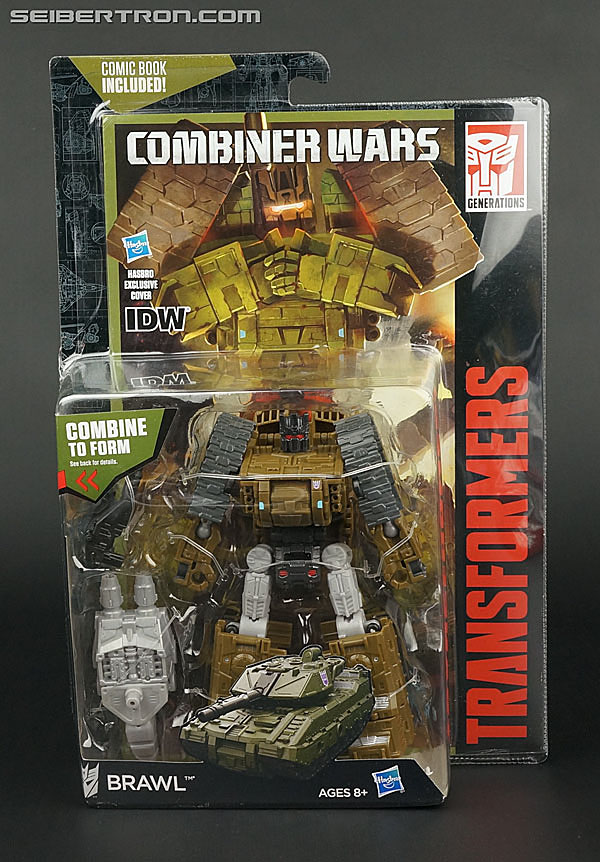 Transformers News: New Galleries: Combiner Wars Swindle, Brawl, Vortex, and Blast Off