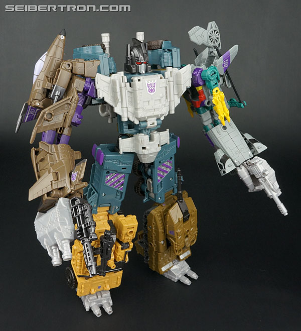 Transformers News: New Gallery: Combiner Wars Bruticus!